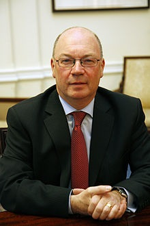 Alistair Burt Minister of State