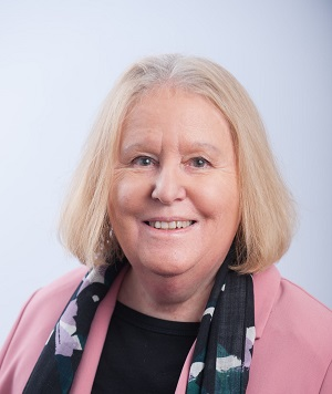 Dr Anne Wright CBE