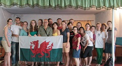 Cardiff Students in Moldova
