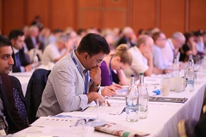 Delegates at AOP CET event