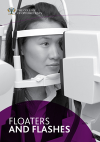 Flashes and Floaters Leaflet