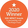 GSK Impact award for VCHP