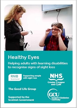 RNIB Healthy Eyes Pack