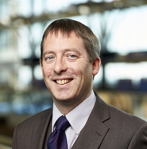 Ian Humphreys at College The New CEO