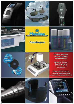 Mainline Optical Connections Catalogue