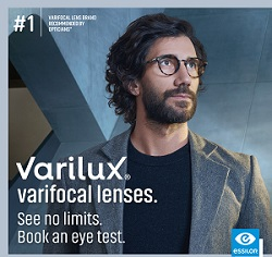 Take Two Media campaign from Essilor