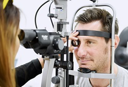 VE interest in eye health in NHS