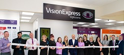 VE opening in Inverness