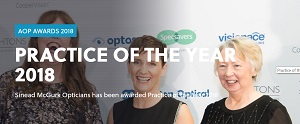 Practice of the year AOP winner