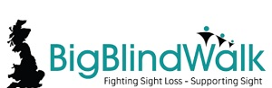 Big Blind Walk logo