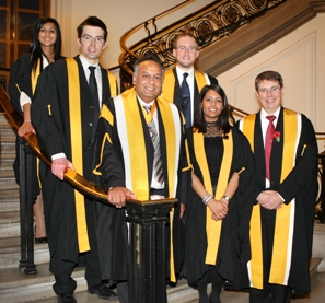 College of Optometrists Diploma Ceremony