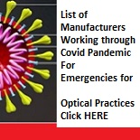 Covid List of manuafacturers