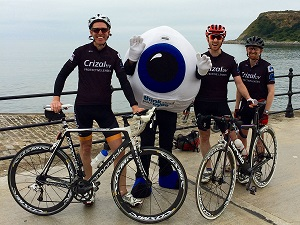 Essilor Charity cycle