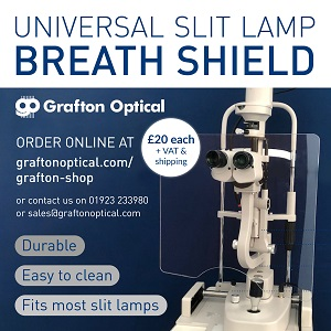 Grafton Universal Breath Shield