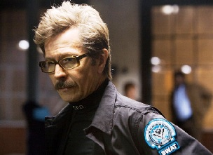 Commissioner Gordon Glasses