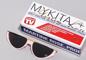 Martine Rose by Mykita