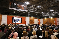 CET Theatre at Optrafair