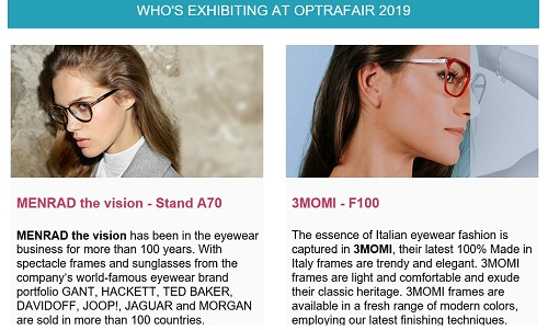 Eyewear from Optrafair