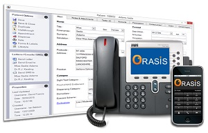 Orasis with new VOIP addition