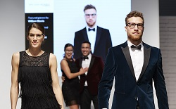 fashion shows at 100% Optical