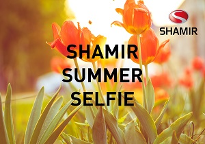 Shamir Selfie Competition