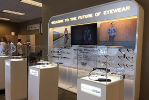 EyeGlass World and Smart Eye Wear
