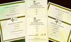 Certificates for Covid vaccines