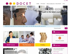 DOCET New website